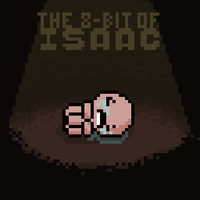 The 8-bit of Isaac by megablast