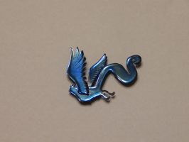 Articuno Pendant by brotherofjared