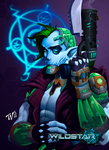 Wildstar Fan Art. by TV-TonyVargas
