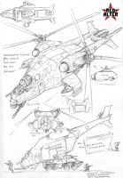 Mi-31 Behemoth by TugoDoomER