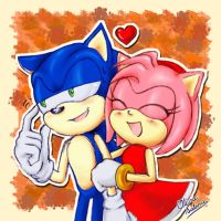 Sonic x Amy: Reluctant love. by Panda-Go