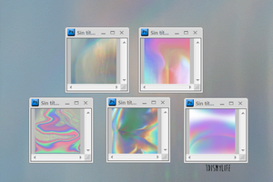 Holographic {textures} by 1Dismylife