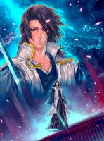 [ BLEACH ] Kuchiki Byakuya by TrixSr
