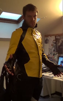 Cole Infamous 1 Cosplay W.I.P. # 11 - Cosplay #5 by JunWolf93