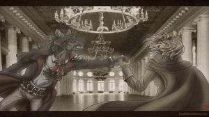 Come and dance with me by AvAmri