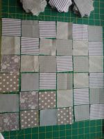 My First Quilt - First Layout by Jillah92
