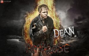 Jon Moxley wallpaper by briorey