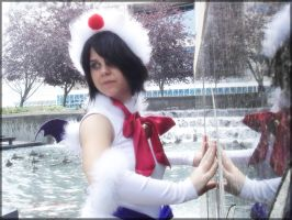 Moogle at FanExpo 2007 by Red-Ribbon-Cosplay