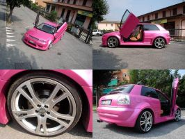 Audi A3 Tuning by waste84