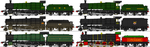 GWR 28xx and 2884/38xx by omega-steam