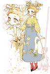 [OPEN]Auction: Adopt: Little Witch by 2sbr