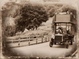 Vintage Transport 8 by Estruda