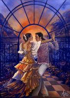 Tango Passione by agios