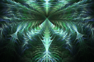 Hydroponics by chaotic-symmetry