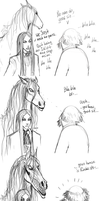 Sir, Your Horse... by RayEtherna