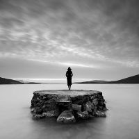 solitude by serhatdemiroglu