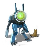 Cat's bot by Trudsss