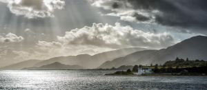 Corran Lighthouse by KM4JEM