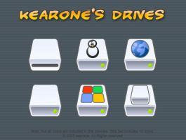 kearone's drives by kearone