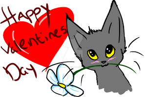 Happy Valentines Day by MutantTwinkie