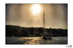 ready to sail... by archonGX