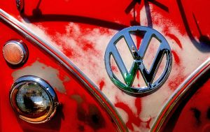 Old VW Bus by robgbob