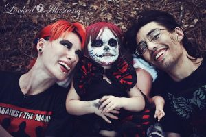 Our Little Family by JaydedPixie