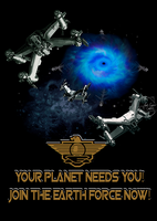 Your Planet NEEDS You! by Cooperama