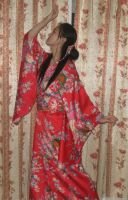 geisha stock1 by angelcurioso