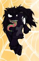 Venom Pony by Ratty08
