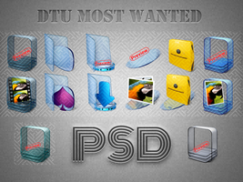 DTU Most Wanted PSDs. by Fiazi
