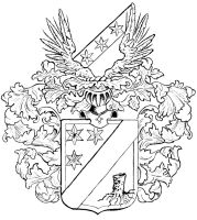 Adolf Ehrnrooth family crest by Avarre