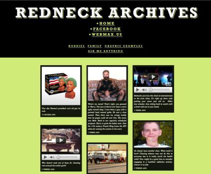 Redneck Archives by Duganrox