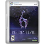 Resident Evil 6 Icon [PC Game] by PrateekZune