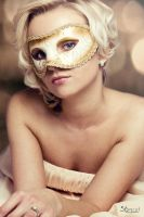 Beauty in Mask by FrionR