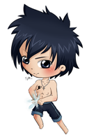Gray fullbuster - ice make by Irelys