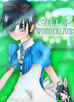 Ciel in Wonderland by RedxMochi