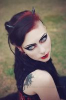 Devil's princess 5 by Estelle-Photographie