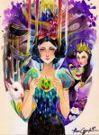 Snow White by rianbowart