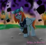 Who...is Petra? by jazzprowl2