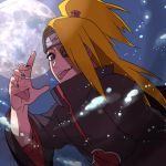 night deidara by sirotya