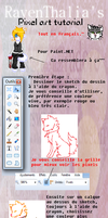 Pixel art tutorial FR OLD OLD OLD OLD AS FUCK by RavenThalia