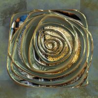 AB2015-158 Gold Button by Xantipa2-2D3DPhotoM