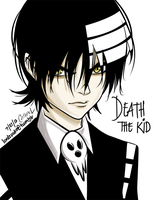 Death The Kid by germanmissiles