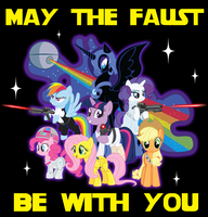 May the Faust be with You by ilikapie