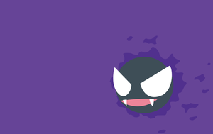 Gastly by PokeTrainerManro
