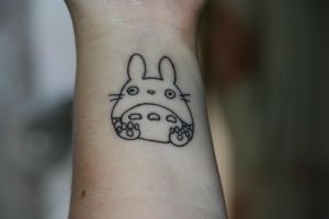 my first tattoo by RebekahLandy