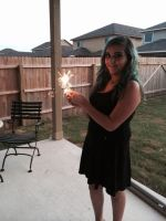 Like a Firework by Wolfchick36