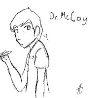 Dr. McCoy by CoacoaButter