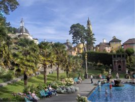 Portmeirion by EpicOverload